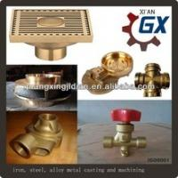 China 2016 High Quality Quick Response Bronze Valve Casting on sale