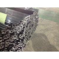 Wholesale Black Oxidation Solar Panel Pole Mount / Solar Frames Aluminum Extrusions With 45° Beveling from china suppliers