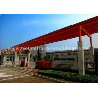 Wholesale Lightweight Metal Steel Buildings Construction Corrosion Resistant , High Strength Structure from china suppliers