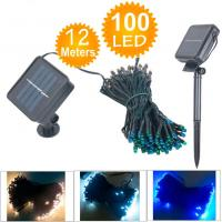 Wholesale Waterproof Solar Lamps Power LED String Garlands Lights Solar Garden Christmas Lights from china suppliers