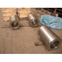 Wholesale 1.6908/1.6354/X2NiCrMoTi10-10-5/X2NiCoMo18-9-5/X2NiCoMo18-16-5 forged forging Container Liners Inner Intermediate Liners from china suppliers