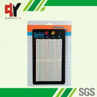 Wholesale 1500 Points Black Plate Solderless Breadboard Kit with 3 Binding Posts from china suppliers