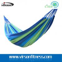 Wholesale Virson Portable Parachute Travel Camping Hammock with Tree Straps from china suppliers
