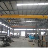 Wholesale 10 Ton Single Girder Overhead Bridge Crane For Industrial Lifting Devices from china suppliers