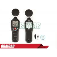Wholesale Digital USB Sound Level Meter Temperature Data Logger TL-200 30 To 130dB Large Memory from china suppliers