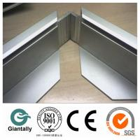 Quality Structure frame solar panel/aluminum solar PV frame for sale
