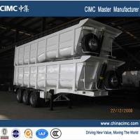 Wholesale hot selling dump trailer , hydraulic dump trailer , tractor hydraulic dump trailer from china suppliers