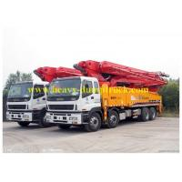Wholesale SANY Concrete Pump mounted Truck SYG5330THB with 47m boom 120m3/h output from china suppliers