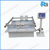 Wholesale Simulation Transport Package Test Machine from china suppliers