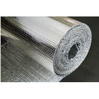 Wholesale Double Bubble Aluminium Foil Roll 24h Moisture Permability Silver Color from china suppliers