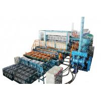 Buy cheap Rotary type 8faces 4000pcs/h paper material egg tray molding machine multi layers dryer from wholesalers
