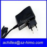 Wholesale hot-selling model 12v 1A wall-mounted AC DC adapter mobile charger CE,FCC,UL approved from china suppliers
