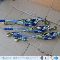 Wholesale China supplier cable puller tool COMPACT HAND PULLER COMEALONG from china suppliers