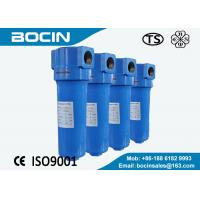 Wholesale Automatic drain Compressed Air Filters Housing / High pressure gas filter from china suppliers