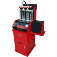 Wholesale Auto Ultrasonic Carbon Remover Fuel Injector Cleaning Machine , 220v / 50 Hz,6 cylinders from china suppliers
