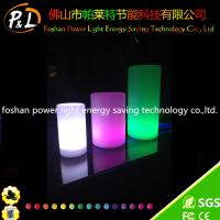 Wholesale Color Changing Decoration Bar  LED Table Pillar Lamp from china suppliers