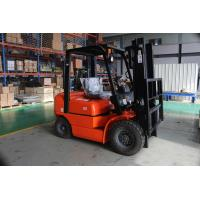 Wholesale immidiate shipping HAFE Brand Current stock  2.5Tdiesel  forklift with ISUZU4JG2 engine promotion  low price USD9659 from china suppliers