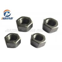 "Wholesale Metric ASTM Hex Head Nuts Gr2 Plain Finish 9/16""-18 3/8""-24 Prevailing Torque Type Hexagon Top Lock Nut from china suppliers"