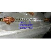 Wholesale modern design stainless steel and crystal door pull handle from china suppliers