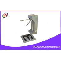 Quality Smart Security Tripod Turnstile Gate With Blocket Limiting Function for sale