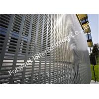 Wholesale Decorative Stainless Steel Perforated Metal Wall Panels / Fence / Plate from china suppliers