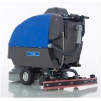 Quality Full automatic battery walk behind floor scrubber cleaning equipment YJ-S7T for sale