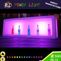 Wholesale RGB Color Changing Illuminated LED Wine Ice Bucket from china suppliers