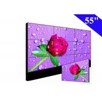 Wholesale Full HD 55 Inch LCD Video Wall 16.7M Color 700Nits For KTV TV Background Stage from china suppliers