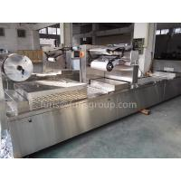 Wholesale Full Automatic Vacuum Packing Machine For Packing Meat Corn Sausage All Kinds Of Food from china suppliers