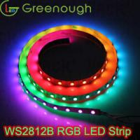 Wholesale IC#WS2812B 30LED DC5V 9W LED RGB strip light/Dream strip light/Pool strip light from china suppliers