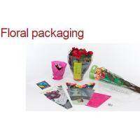 Wholesale Floral Packaging, Flower bags, Flower sleeves, Flexi bottle, water bottle, plastic vase from china suppliers
