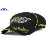 Buy cheap Winter 6 Panel Plain Wool Custom Baseball Caps For Men / Fitted Baseball Caps from wholesalers