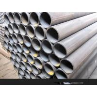 Wholesale Hot Rolled Round Carbon Steel Pipe 0.5 mm - 25 mm Thickness Black And Color Painting Surface from china suppliers