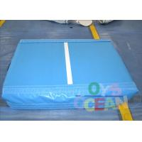 Wholesale Indoor Home Inflatable Mini Size Air Tumbling Mat For Kids Gymnastics SGS from china suppliers