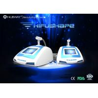 Wholesale Effective skin tightening beauty salon use hifu slimming machine from china suppliers