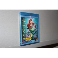 Wholesale kids Blue ray The Little Mermaid Diamond Edition cartoon disney dvd Movie children Blu-ray from china suppliers