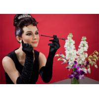 Wholesale Museum Memorial Realistic Celebrities Wax Figures Vivid Silicone Resin Art Figures from china suppliers