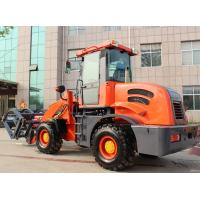 Wholesale 2.0 ton farm and garden machine wheel loader for farming and gardening from china suppliers