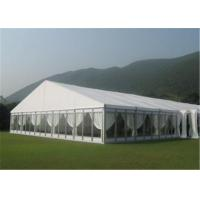 Wholesale Elegant Outdoor Event Canopy Exhibition Gazebo With Hard Pressed Aluminum Frame from china suppliers