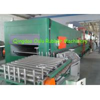 Wholesale EPDM Insulation Foam Sheet Making Machine Production Line 8-10 Worker Required from china suppliers