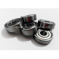 Electric motor groove radial ball bearing support open 2z for Red wing ball bearing ac motor