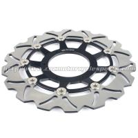 Wholesale 296mm Front Motorcycle Brake Disc Rotors CB900F 2002-2006 For Honda Parts from china suppliers