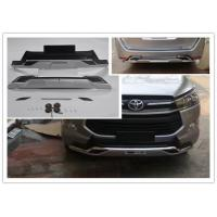Wholesale TOYOTA All New Innova 2016 2017 Auto Accessories Bumper Guards and Side Steps from china suppliers