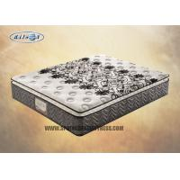 Wholesale Natural Latex 3 Zoned Pocket Spring Pillow Top Mattress Toppers For Spinal Care from china suppliers