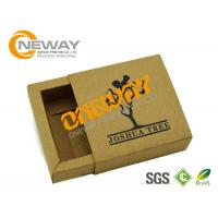 Wholesale Kraft Paper Gift Custom Printed Apparel Boxes Cardboard Paper For Shirt from china suppliers