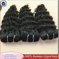 Wholesale Factory hair wholesale top quality peruvian human hair last long 32 inch curly hair extensions from china suppliers
