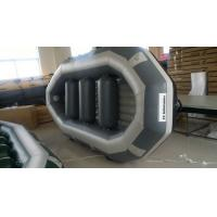Wholesale OEM Eight Person 0.9mm PVC Fabric Inflatable Raft Party Boat With 500cm Length from china suppliers
