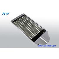 Quality Aluminum die casting body 126W IP65 outdoor solar led street light , led street lights for sale
