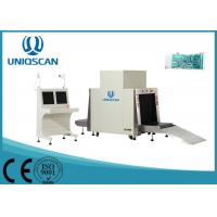 Wholesale Body Airport Baggage Scanner 1000 ×1000 Mm Tunnel Size For Train Station from china suppliers