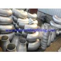 Wholesale Super Duplex Steel ASTM A815 UNS S32750 / UNS S32760 But Weld Fittings UNS S31803 / 32550 ASME B16.9 from china suppliers